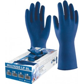 GUANTE LATEX DESEC.LP BLUE 1300 TS C-50