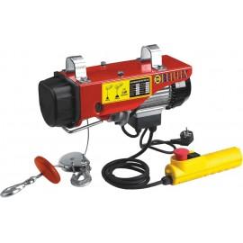 POLIPASTO ELECTRICO PBF-100E 480W C/CART