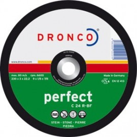 DISCO DRONCO C24R 230X3,0X22,2 C.PIEDRA