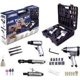 KIT HERR.NEUMATICAS AIR TOOL 34 PIEZAS