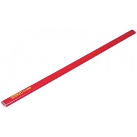 LAPIZ CARPINTERO 103850-176MM ROJO