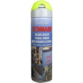 SPRAY MARCADOR ECOMARK AMARILLO 500ML