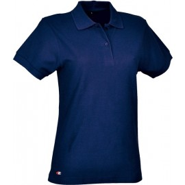 POLO GIZA WOMAN T-L MARINO