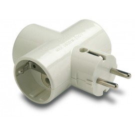 ADAPTADOR 1303 TRIPLE TT CERAMIC.16A-250