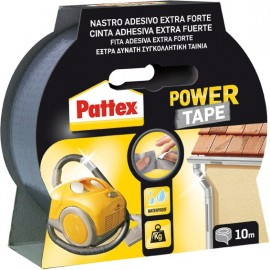 PATTEX POWER TAPE 1669712-50X10M GRIS