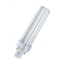 LAMPARA COMPACTA CFLNI DULUX D26/830 26W