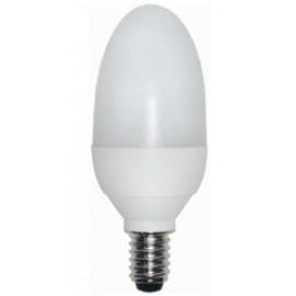 LAMPARA AHORRO DTAR E14-09W/827 220-240V