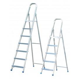 Escalera Domest.aluminio 4-Peld.en-131