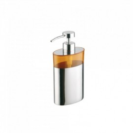 Dispensador INOX + ABS Naranja