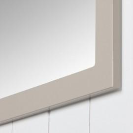Espejo HAFA 80x90cm beige