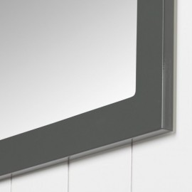 Espejo HAFA 80x90cm grafito