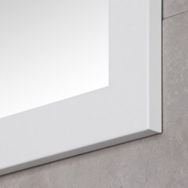 Espejo HAFA 60x90cm blanco