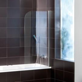 Mampara de bañera SION transparente