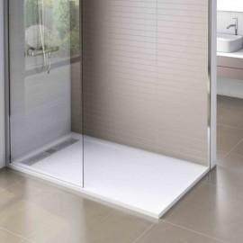 Plato de ducha INN 80x180 cm blanco